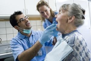Tandpleje i praksis for ældre